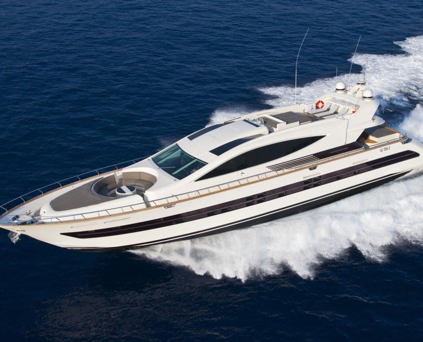 Toby, Yacht, 31.5m - Cerri Cantieri Navali
