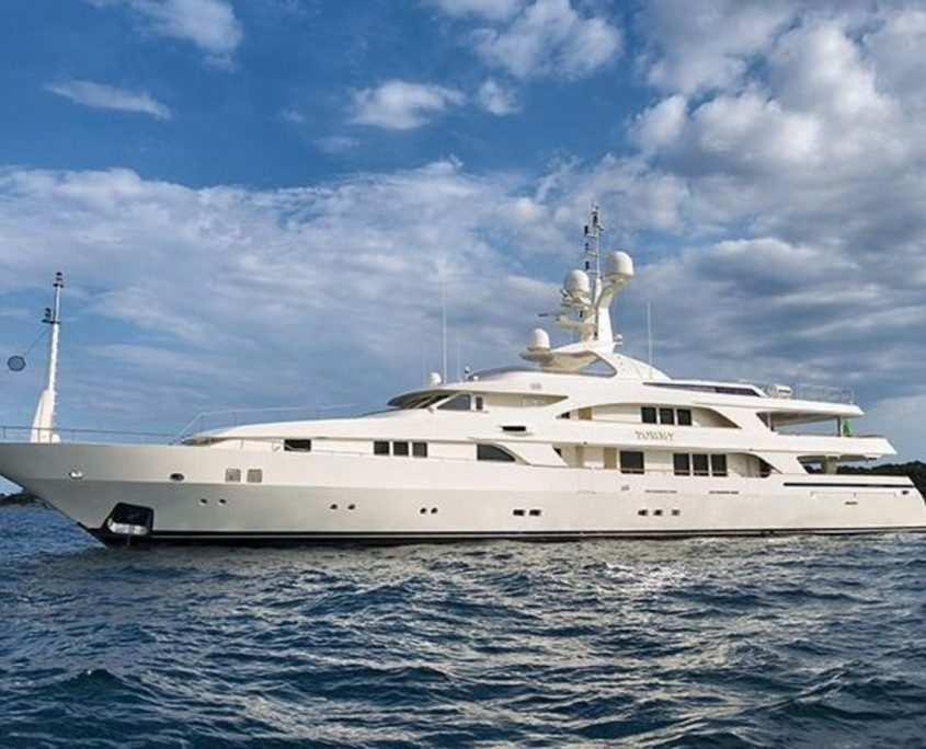 Tommy, Yacht, 52 m - Benetti