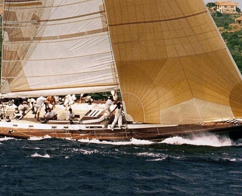 Tropic of Capricorn, Yacht, 21.72m - Nauta Yachts