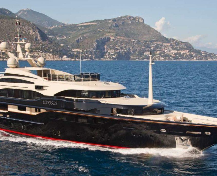 Ulysses, Yacht, 56 m - Benetti