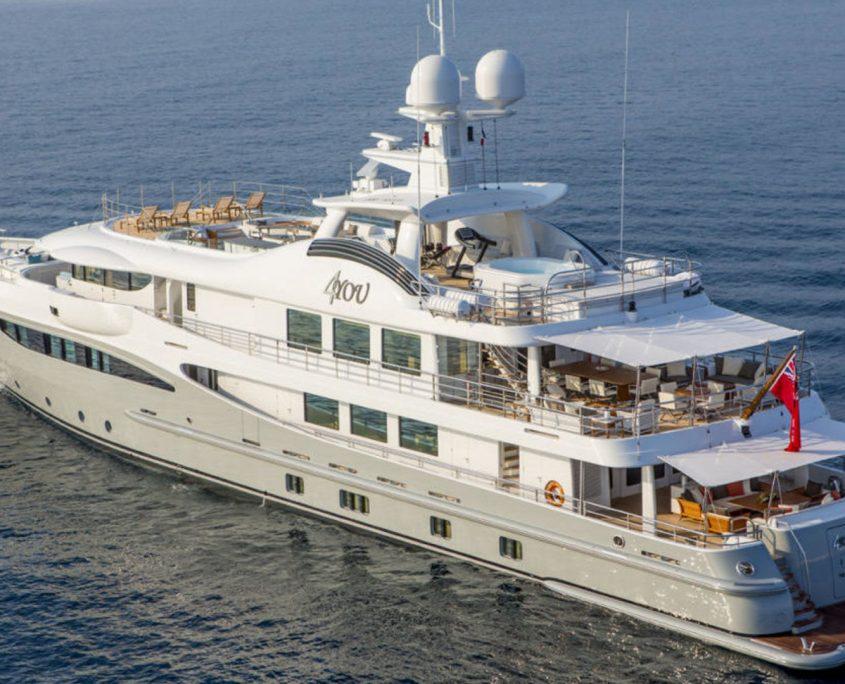 Va Bene, Yacht, 55 m - Amels