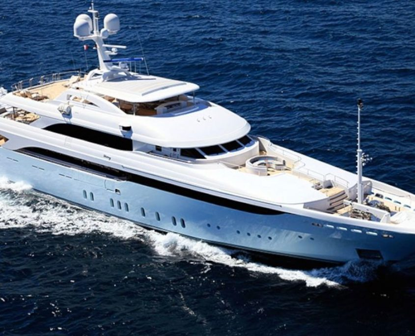 Victory, Yacht, 51.9 m, GOLDEN YACHTS