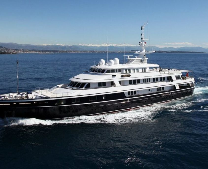 Virginian, Yacht, 62.25 m - De Valk