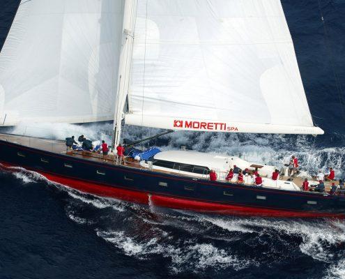 Viriella, Yacht, 36m - Maxi Dolphin