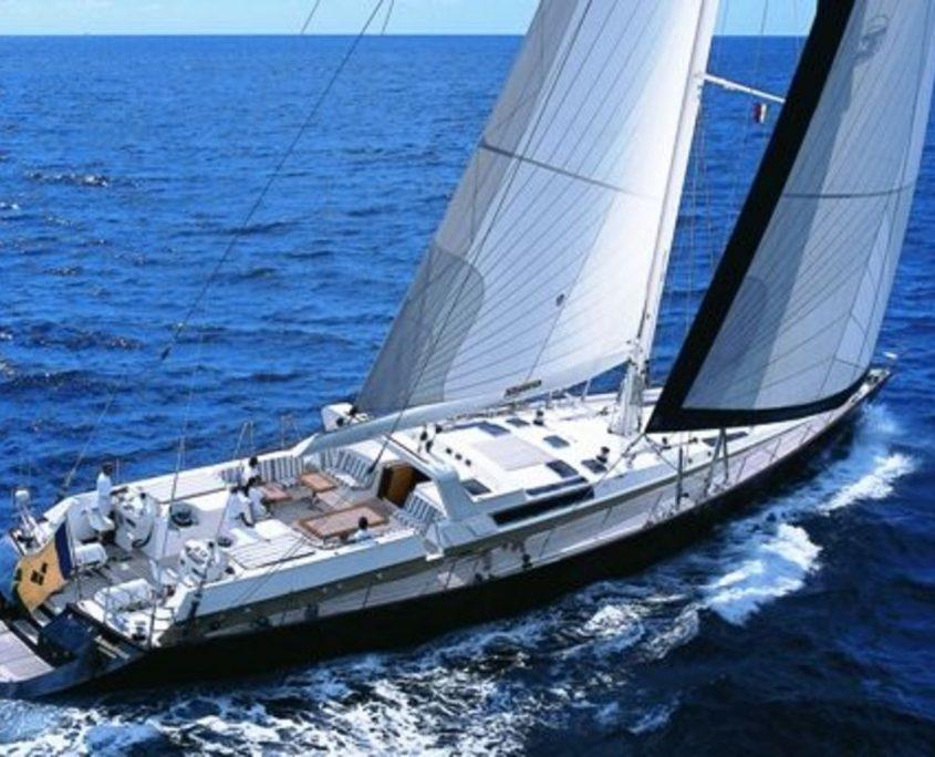 Amadeun, Yacht, 33.5m - Dynamique Yachts