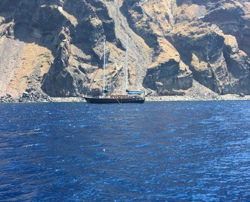 myra sailing schooner