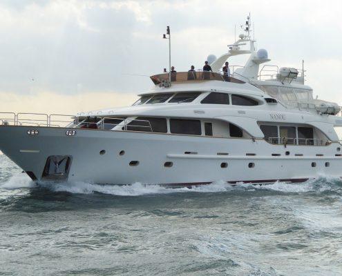Nanou, Yacht, 30m - Benetti