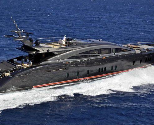 O' Pati, Yacht, 39.50m - Golden Yachts