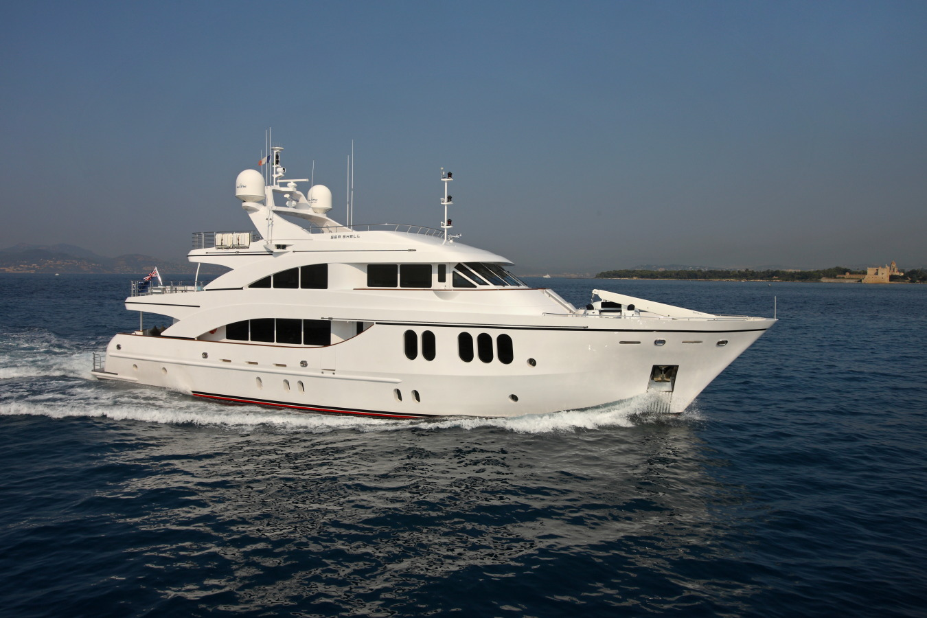 Sea Shell, Yacht, 33m - Fittipaldi