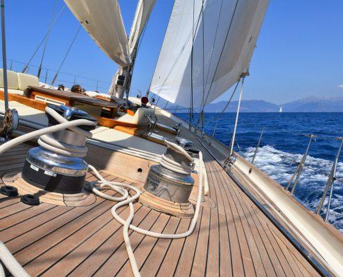 superyacht whitefin