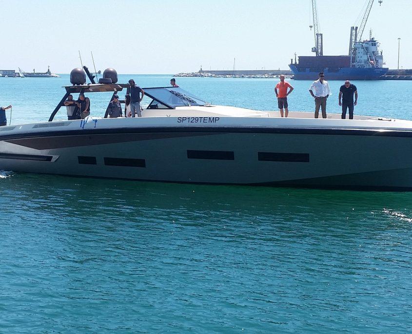 Atlas, Yacht, 19.40 m Cantiere Navale Italia