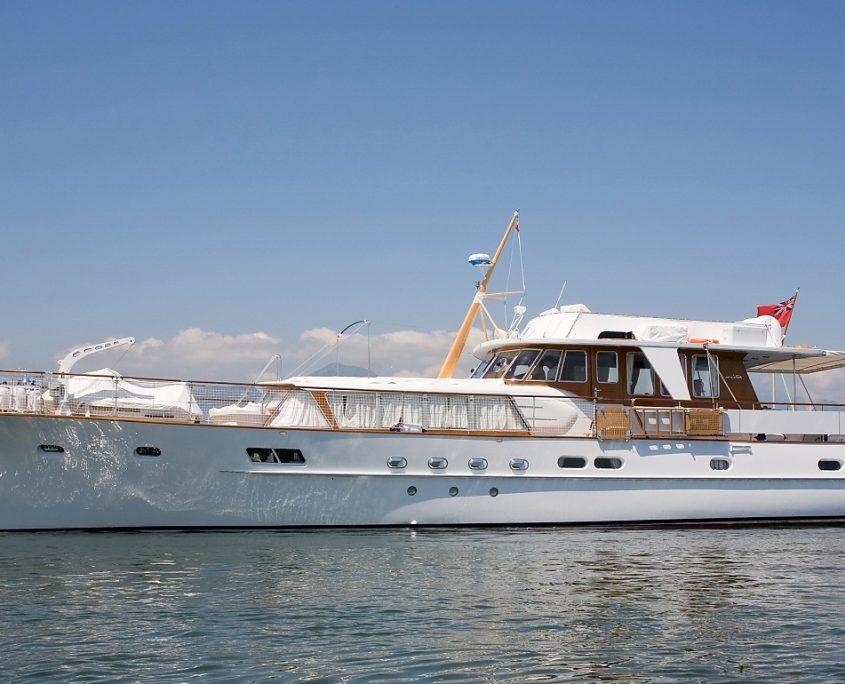 Corbina, Yacht, Feadship, 22.50m