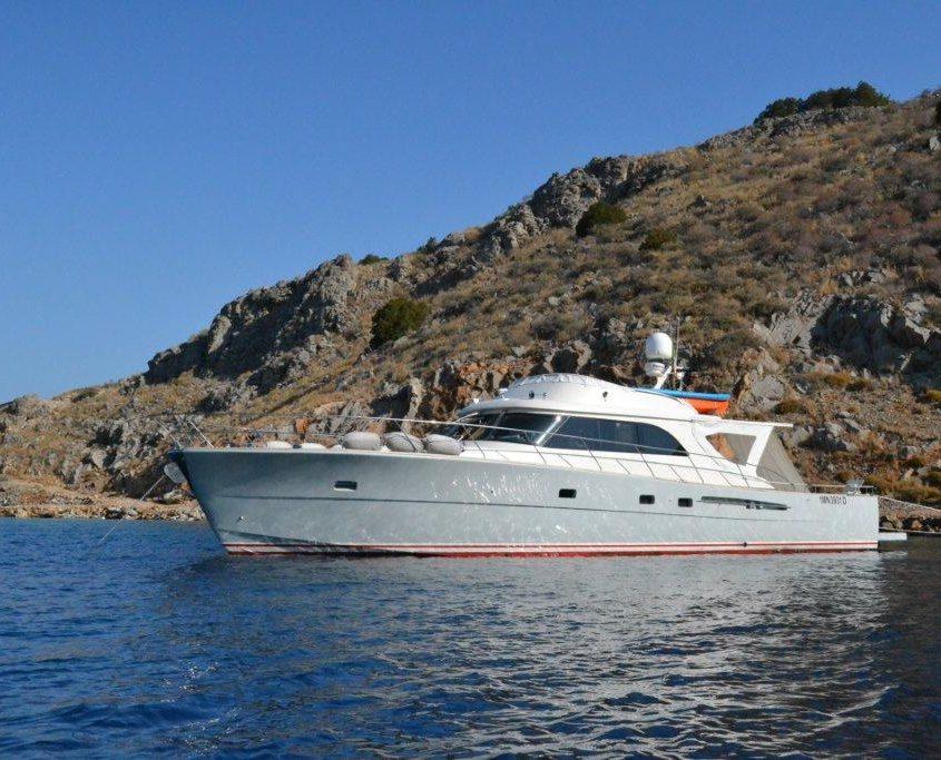 Noi Toy, Yacht, 19.30m - Toy Marine
