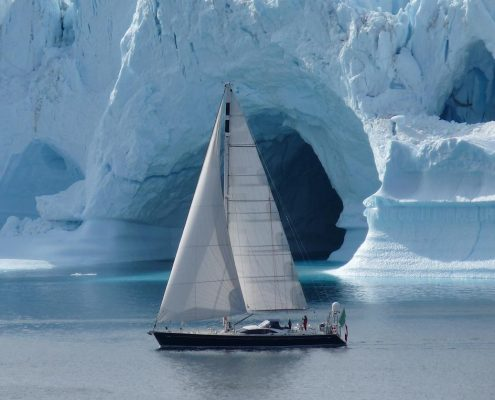 Billy Budd, Yacht, 23m - Oyster Marine