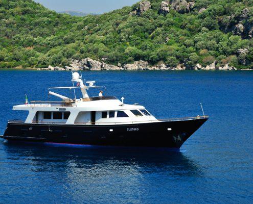Blue Lady, Yacht , 27m - Rossato