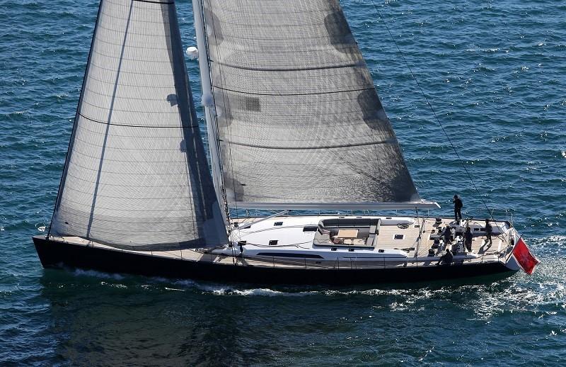 Mrs Seven, Yacht, 30.20m Southern Wind Shipyard