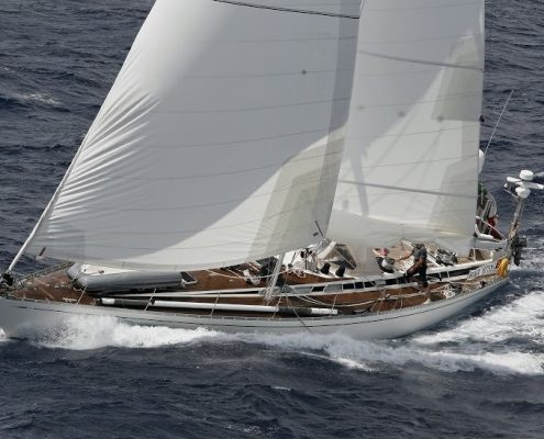 My way yacht 20m nautor's swan