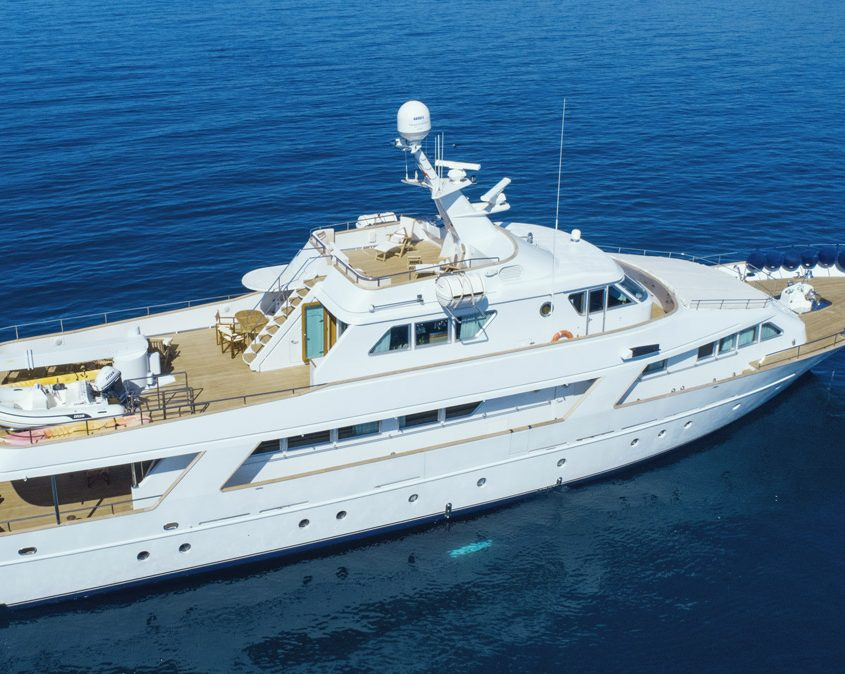 Freemont, Yacht, 35 m - Benetti