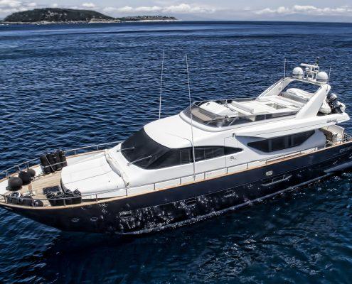 Resilience, Yacht, 23.35m - Alalunga Spertini