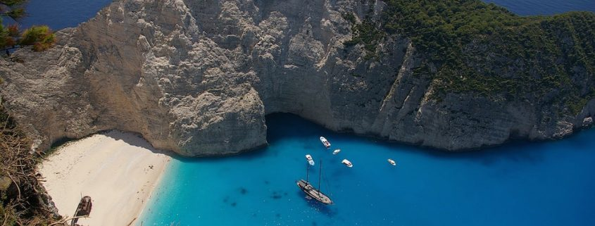 sailing cruises in greece