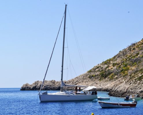 sailing cruises in greece zante yacht