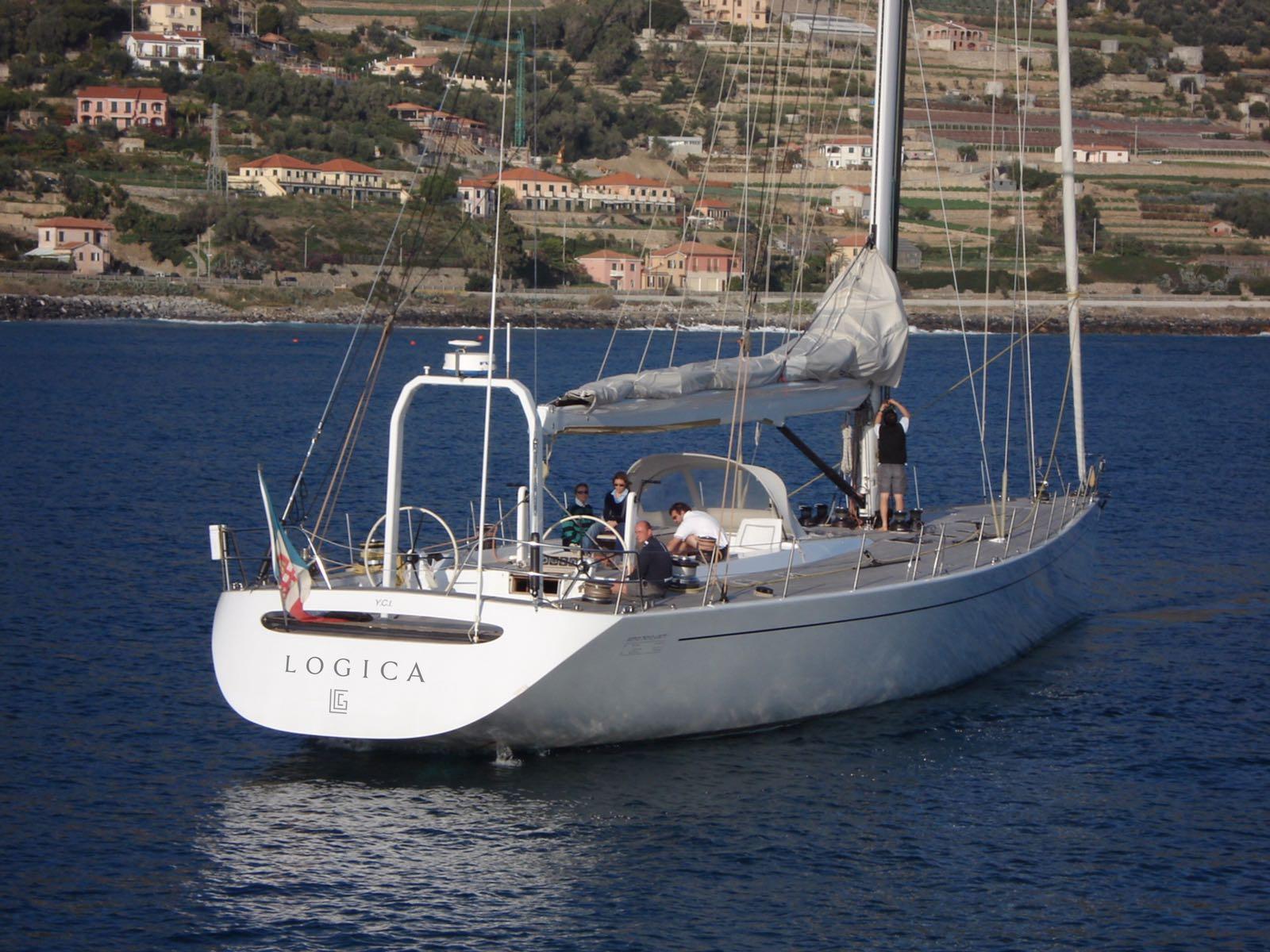 logica sailig yacht