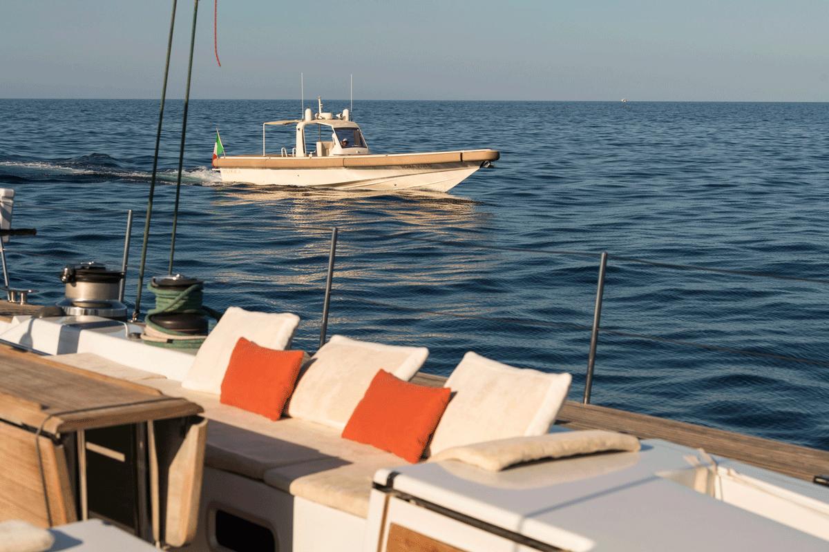 logica yacht tender