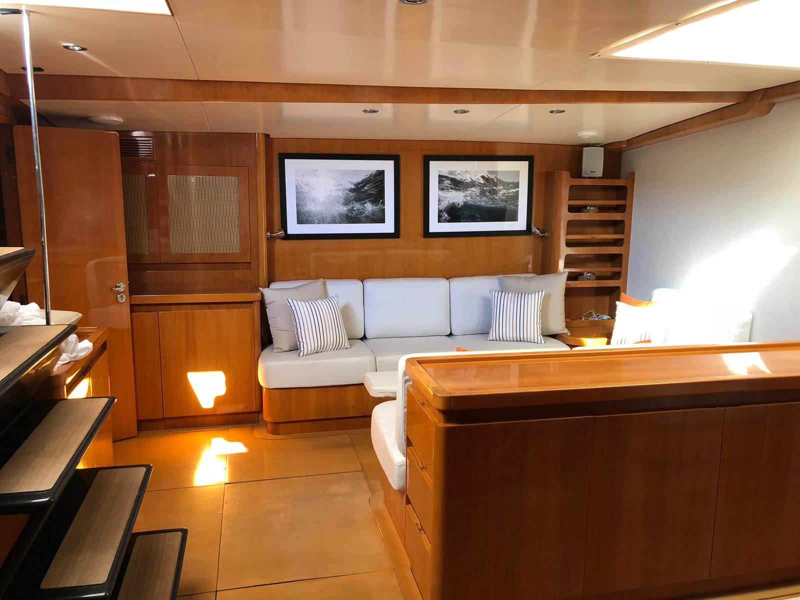 logica yacht interiors