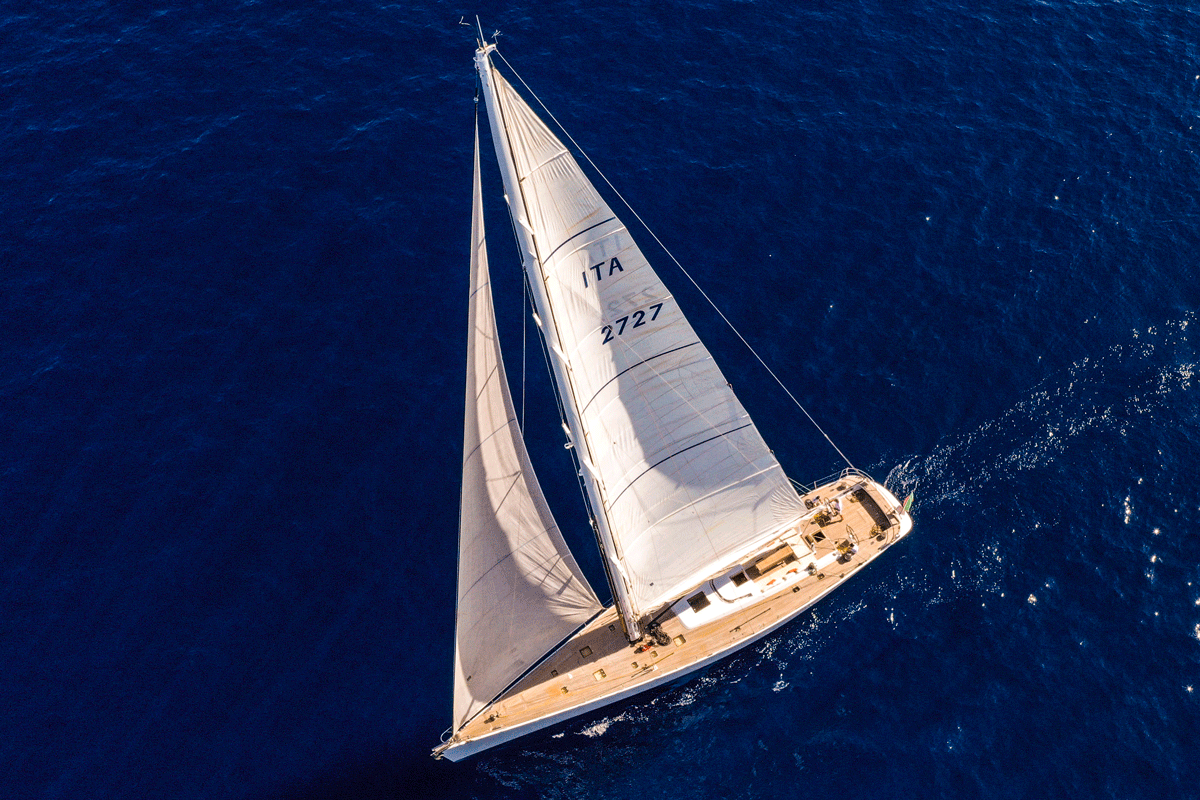 logica yacht sailing