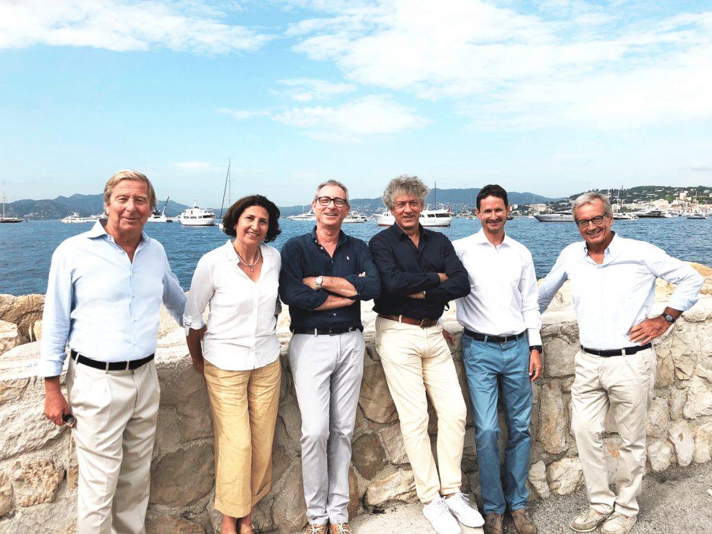 equinoxe yachts international team