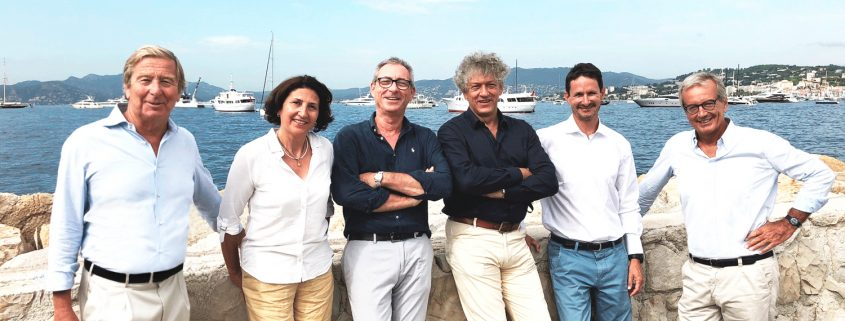 equinoxe yachts international team