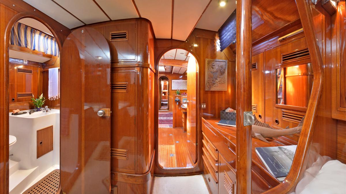 tangaroa owner cabin