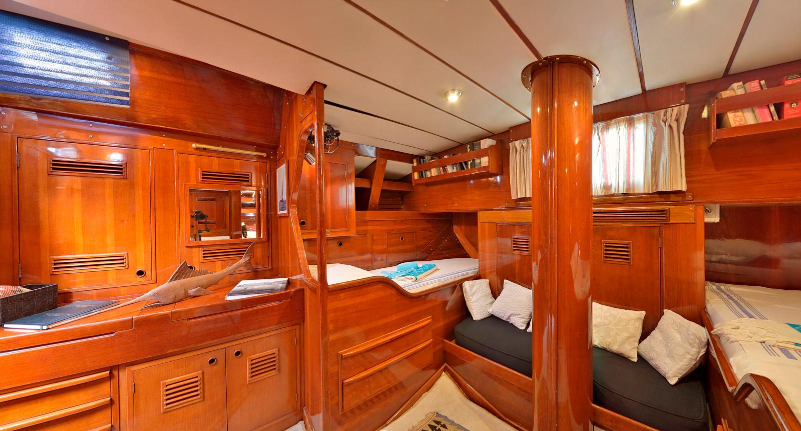 tangaroa guests cabin