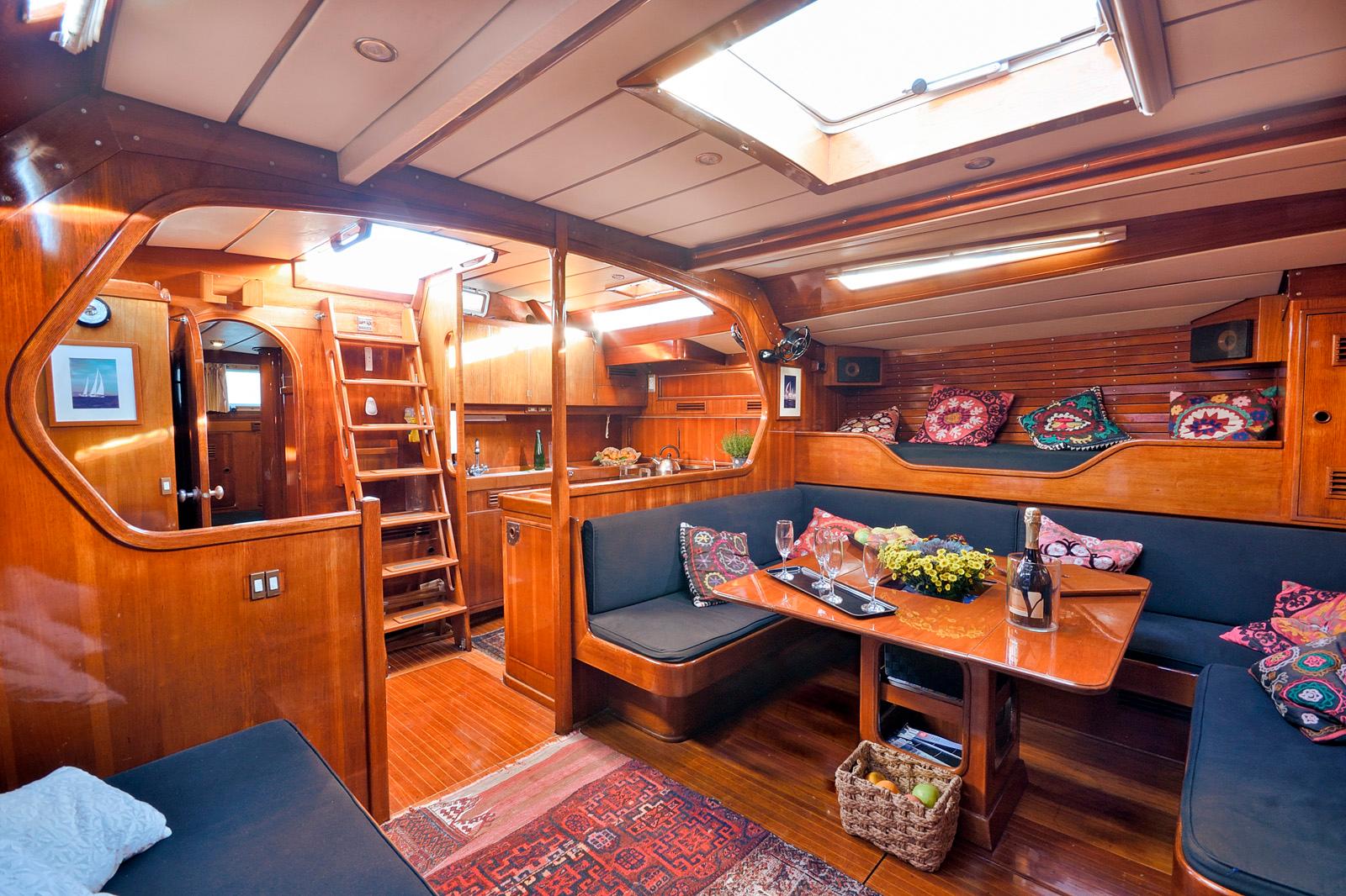 tangaroa nautor interior