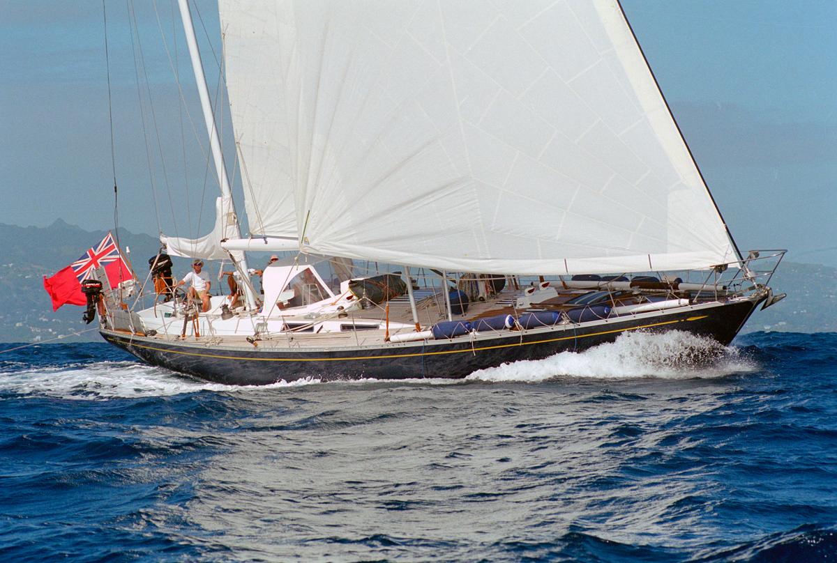 tangaroa yacht nautor swan