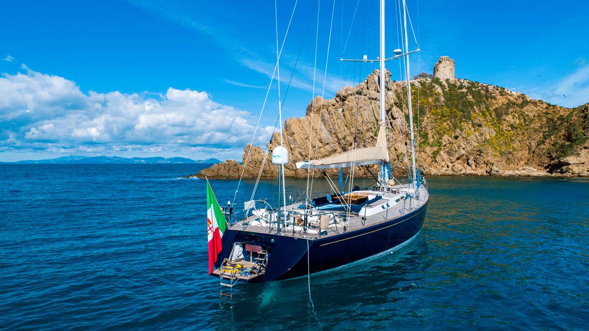 class iv yacht equinoxe