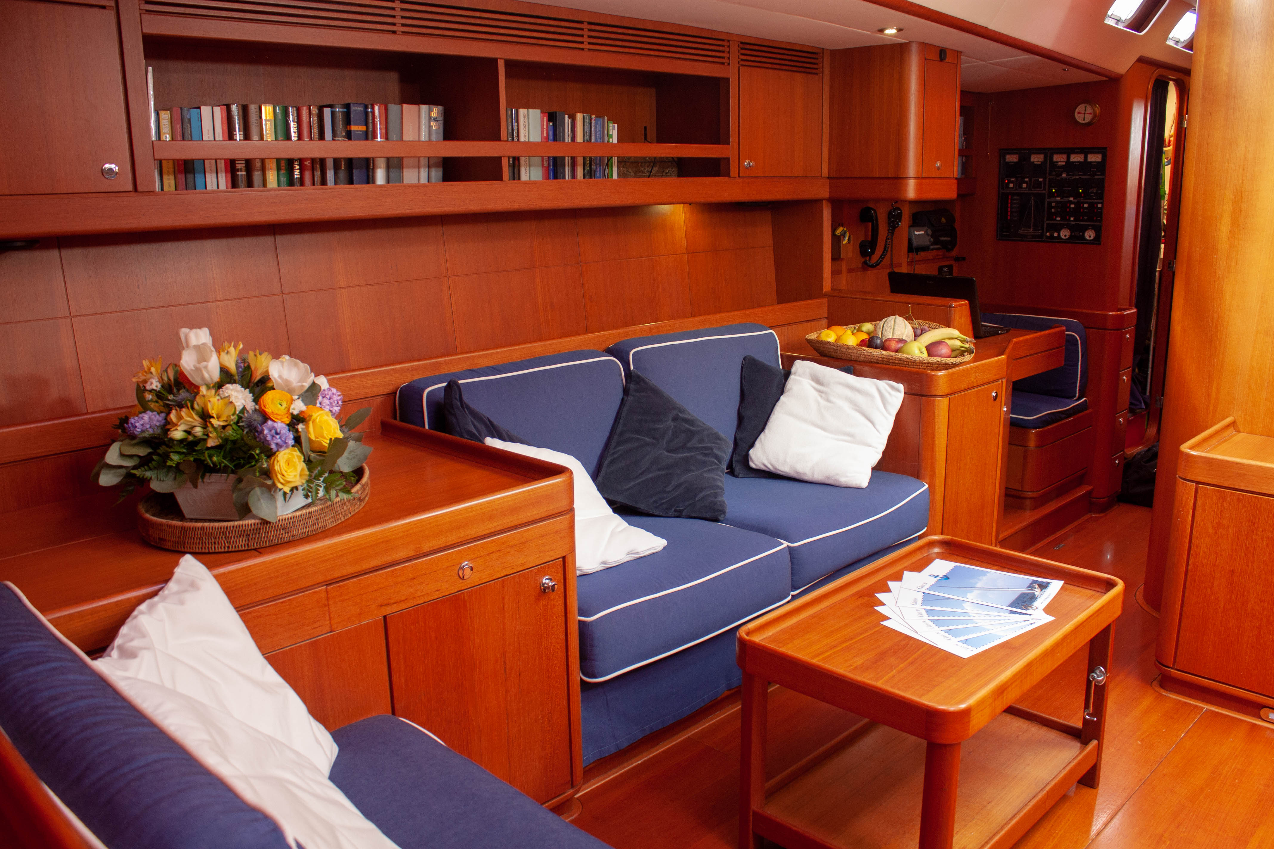 class iv yacht sailing