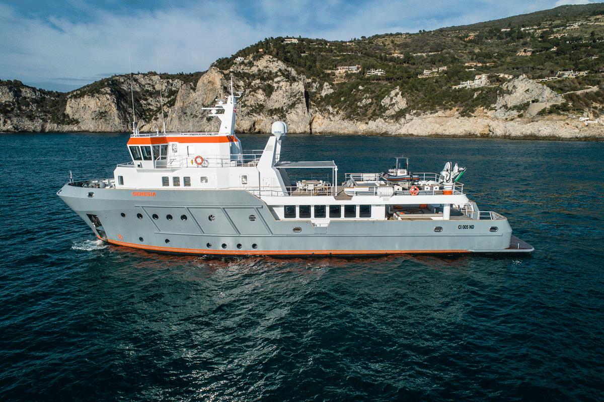 genesia yacht equinoxe