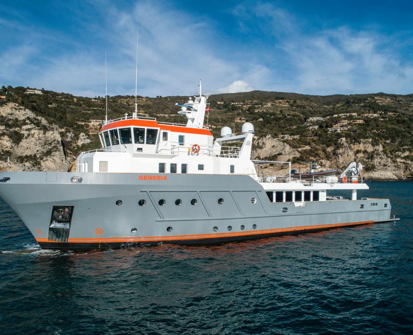 genesia yacht explorer