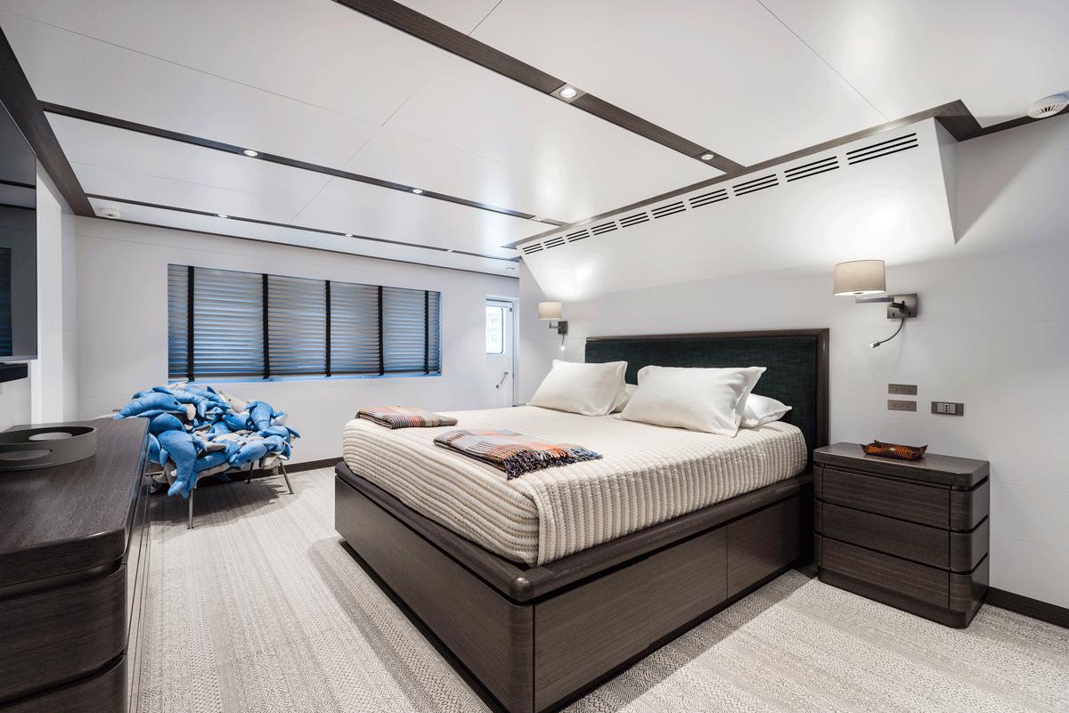genesia yacht interiors