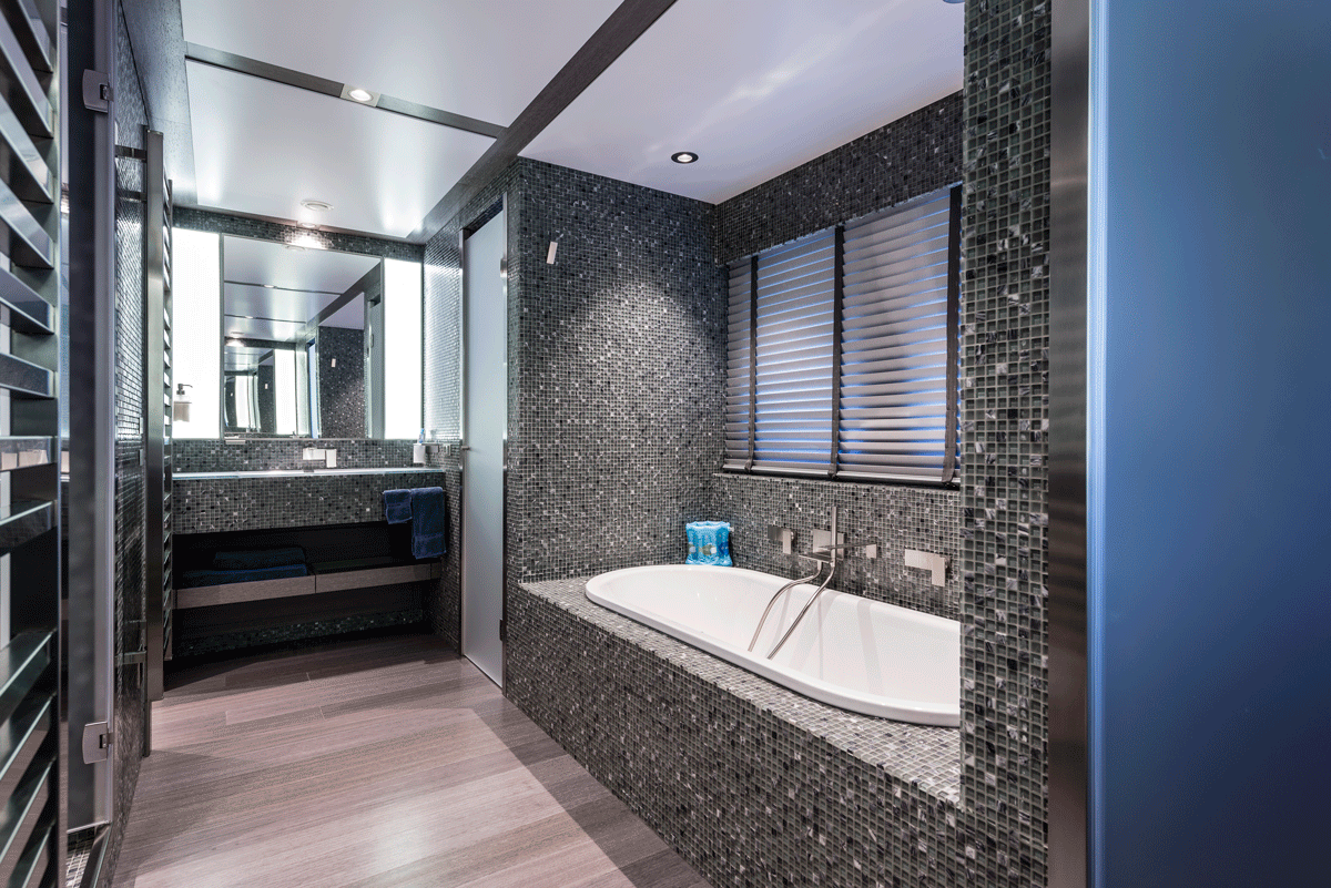 genesia yacht bathroom
