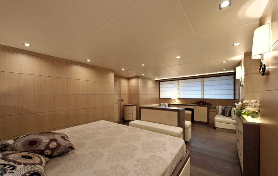 musa motoryacht owner cabin