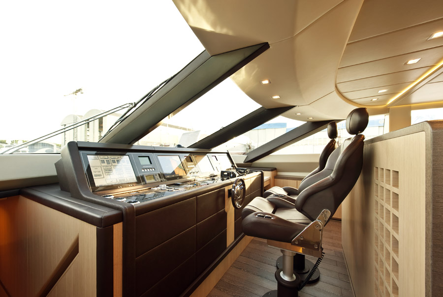 ab yacht musa for sale steering
