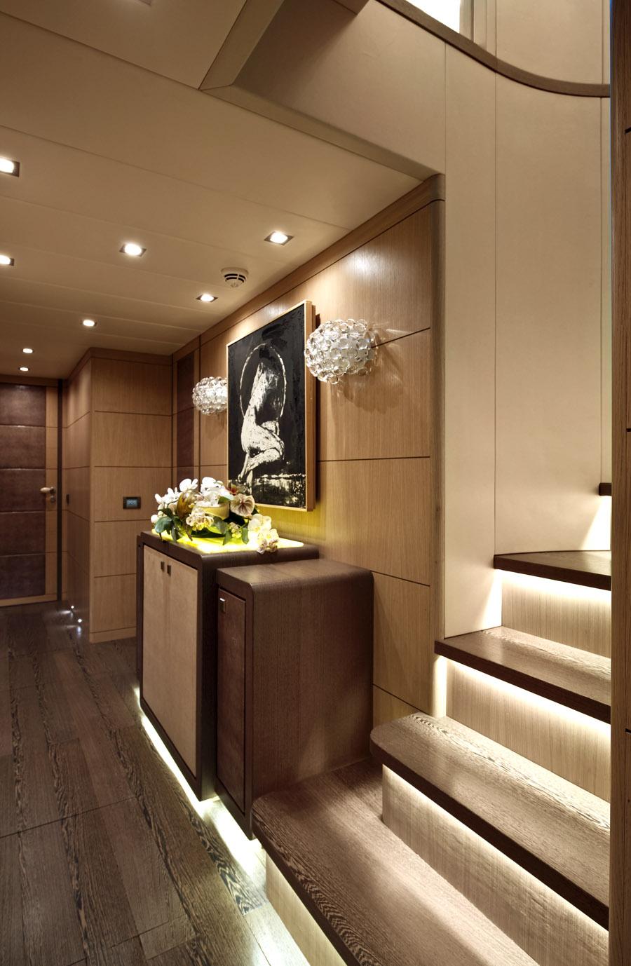 ab yacht musa stairways