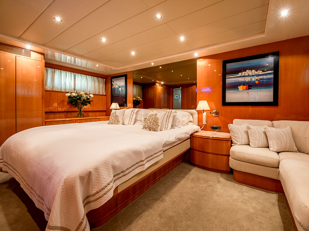 indulgence of poole owner cabin