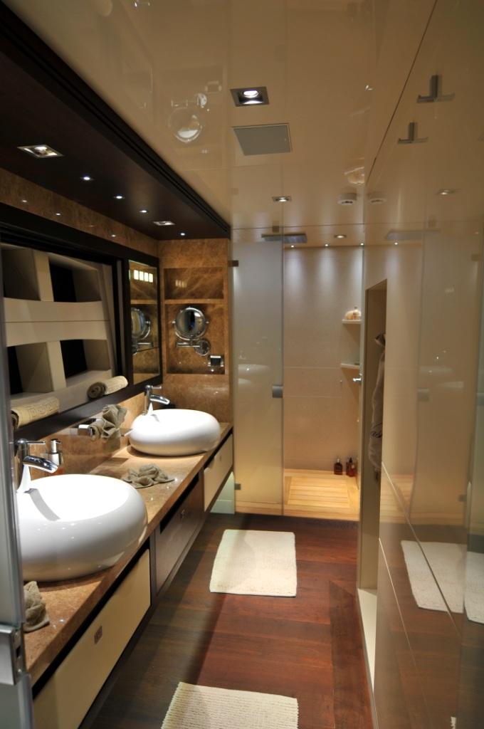 meya meya lower bathroom