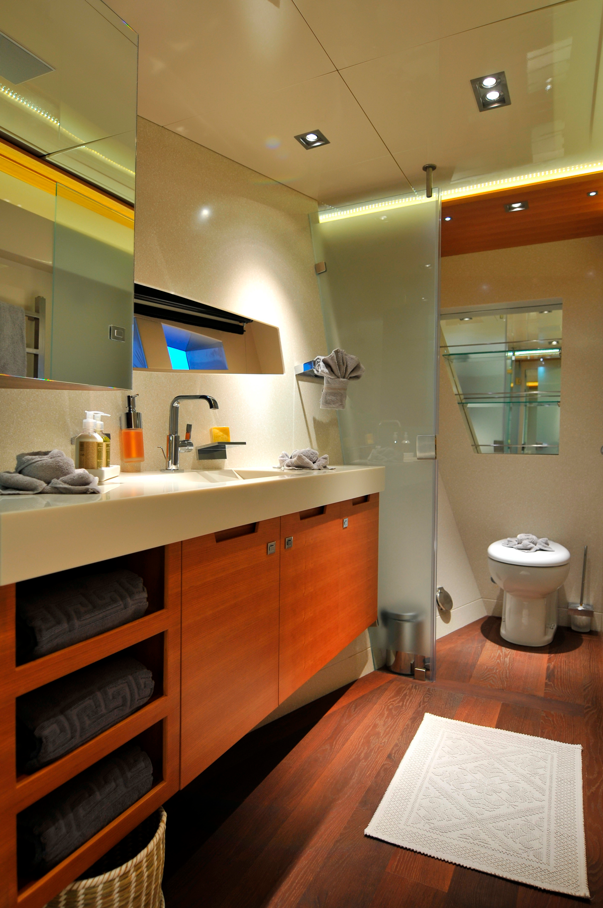 meya meya vip bathroom