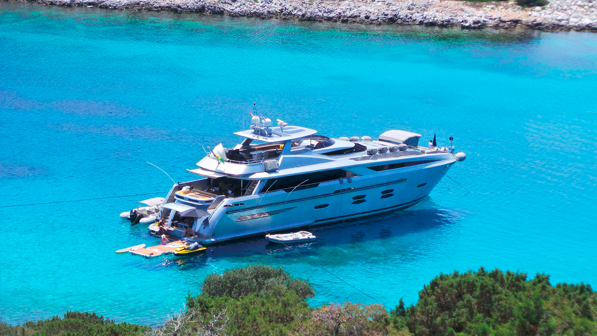 meya meya yacht for sale