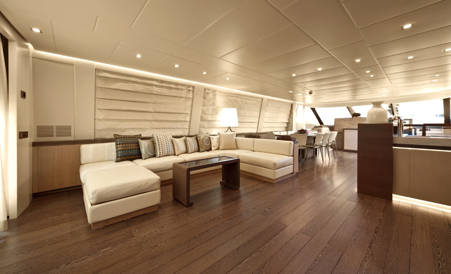 musa yacht for sale interior