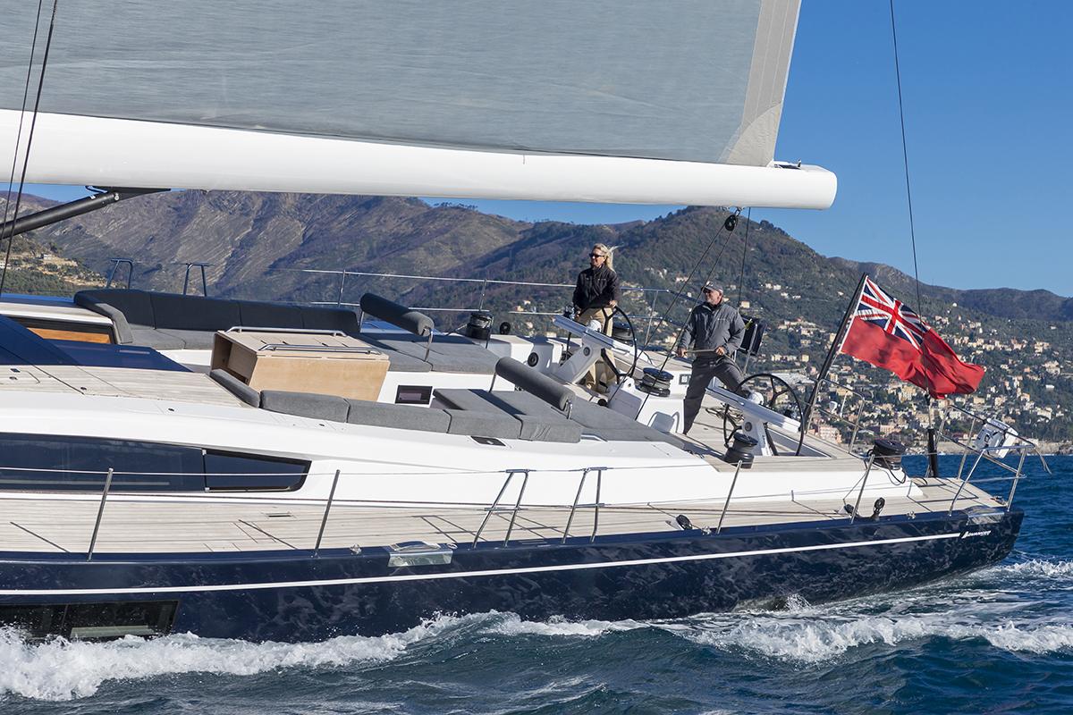 Advanced 80 yacht sardinia